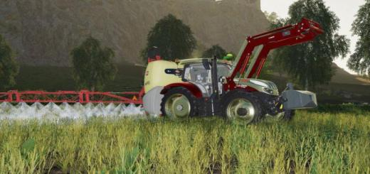 Photo of FS19 – Steyr Profi Cvt V1.4.0.0