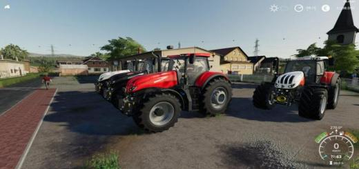 Photo of FS19 – Steyr Terrus Cvt V1.0