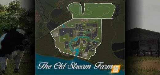 Photo of FS19 – The Old Stream Çiftlik Haritası V1.1