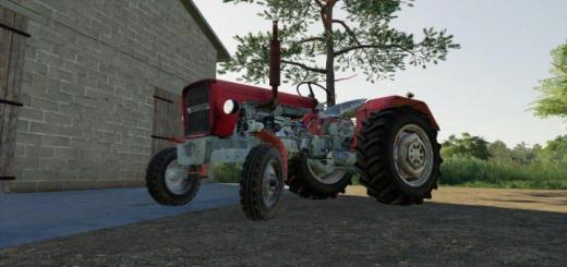 Photo of FS19 – Ursus C330 – Kırmızı Traktör V1.0