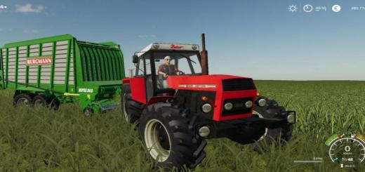 Photo of FS19 – Zetor Crystal 16145 V1.0