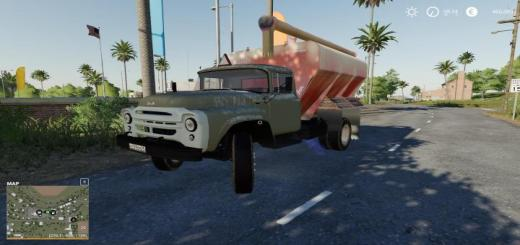 Photo of FS19 – Zil 130 Zsk V1.1.0.1
