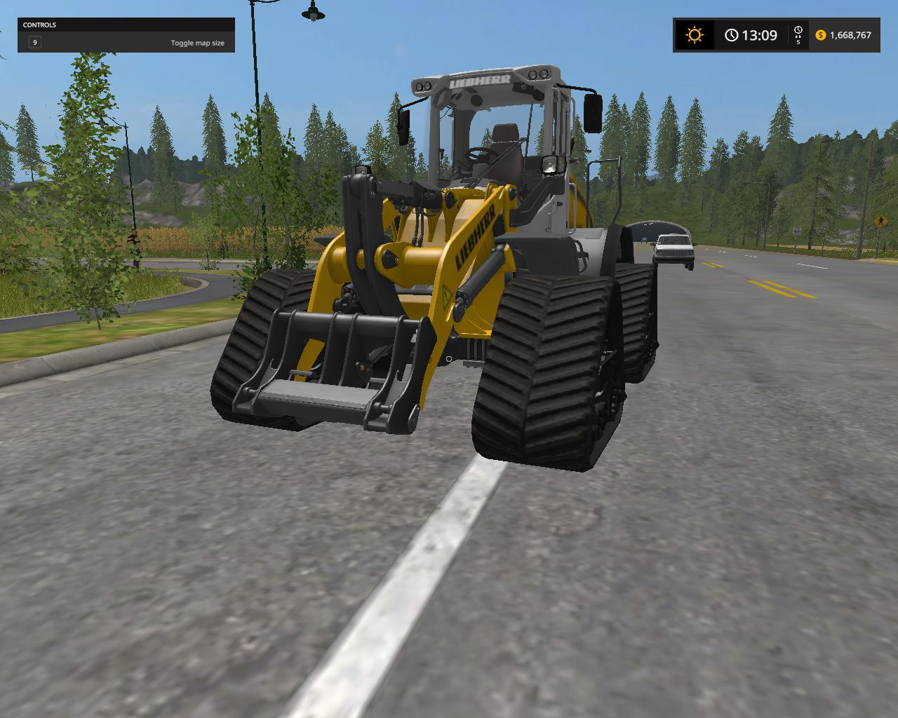 Photo of FS17 – Liebherr L538 Paletli Yükleyici V1.0