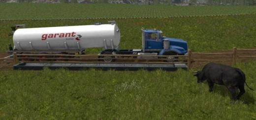 Photo of FS17 – Kotte Garant Su Tankeri V1.0