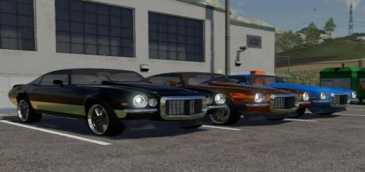 Photo of FS19 – 1970 Camaro V1.0