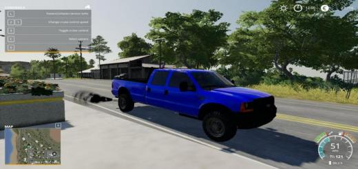 Photo of FS19 – 2002 Ford F250 7.3L Beta V1.0