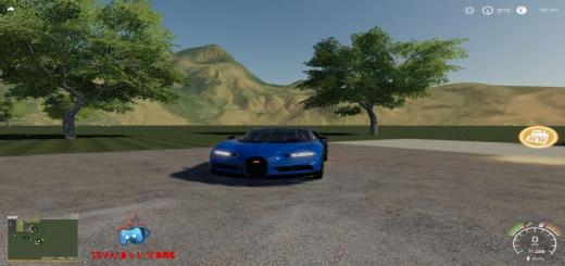 Photo of FS19 – Bugatti Chiron Sport V2.0