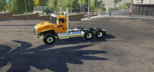 Photo of FS19 – Cat Ct660 V1.0