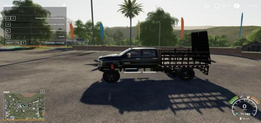 Photo of FS19 – Chevy 4500 V1.2
