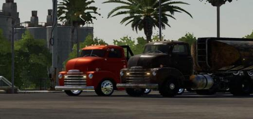 Photo of FS19 – Chevy Coe 1948 Custom V1.0