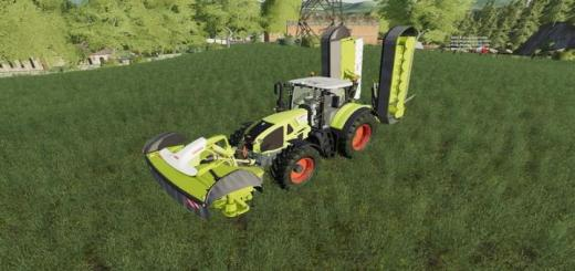 Photo of FS19 – Claas Biçme Paketi V1.0