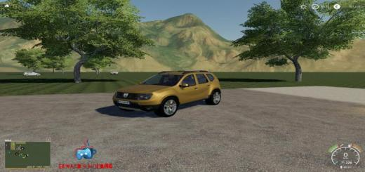 Photo of FS19 – Dacia Duster V2.0