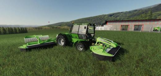 Photo of FS19 – Deutz-Fahr Intrac V1.0