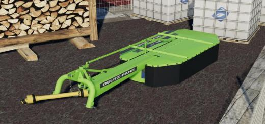Photo of FS19 – Deutz Fahr Km 24 V1.0.0.0