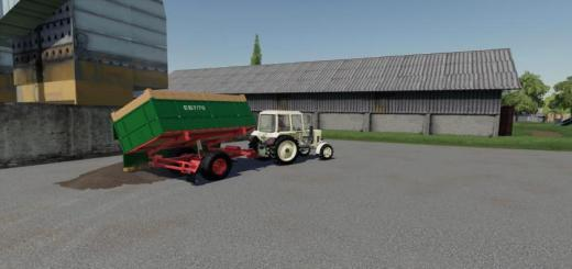 Photo of FS19 – Eb7/70 Paketi V1.0