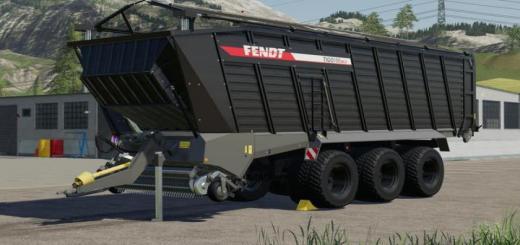 Photo of FS19 –  [Fbm] Fendt Tigo 100Xl V1.0.