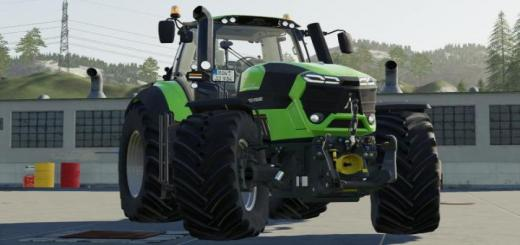 Photo of FS19 – [Fbm Team] Deutz Serisi 9 V1.0