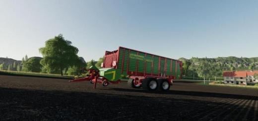 Photo of FS19 – [Fbm Team] Strautmann Terra Vitesse 4601 V1.0.0.0
