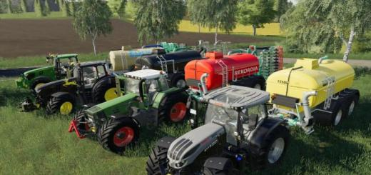 Photo of FS19 – [Fbm Team] Zunhammer 15500 V2.0