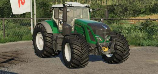 Photo of FS19 – Fendt Vario 900 V1.0