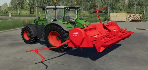 Photo of FS19 – Grimme Gf90 4 V1.0