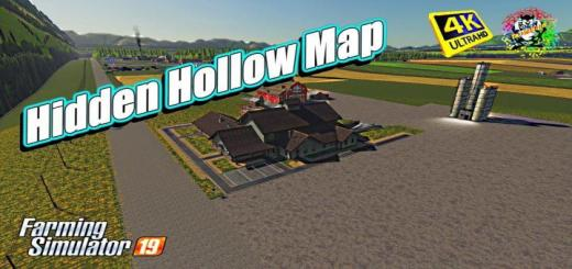 Photo of FS19 – Hidden Hollow Haritası V1.0.0.1
