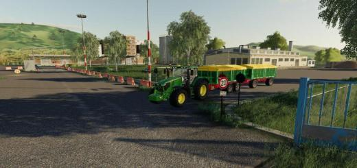 Photo of FS19 – Hohenbrunzow Haritası V4.0