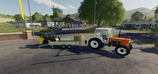 Photo of FS19 – Ifor Williams Lm146 V1.1