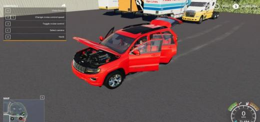 Photo of FS19 – Jeep Cherokee V1.0