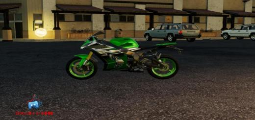 Photo of FS19 – Kawasaky V1.0