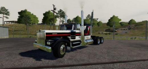 Photo of FS19 – Kenworth W900A V1.8