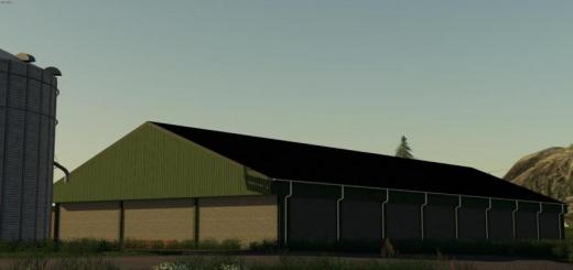 Photo of FS19 – Kök Mahsul Depolama V1.0