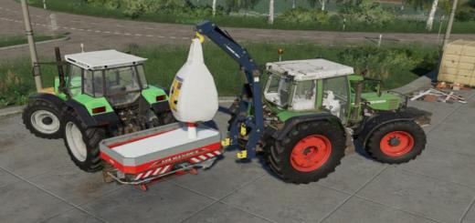 Photo of FS19 – Kuhn Axis 402 Plus Paketi V1.0.0.1