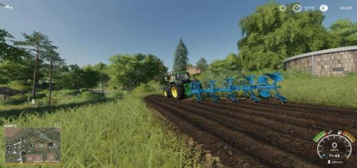 Photo of FS19 – Lemken Juwel 7-5 V1.0