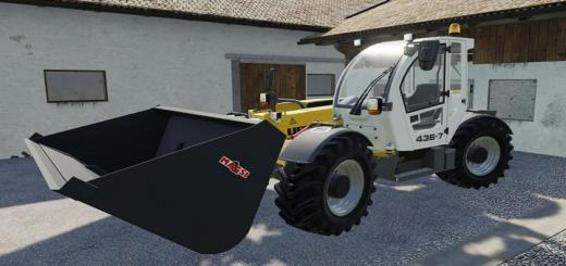 Photo of FS19 – Liebherr Tl 436-7 V1.0.0.2