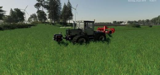 Photo of FS19 – Mercedes Benz Trac 700-900 V0.9