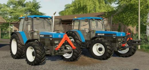 Photo of FS19 – New Holland 40Er Paketi V1.0
