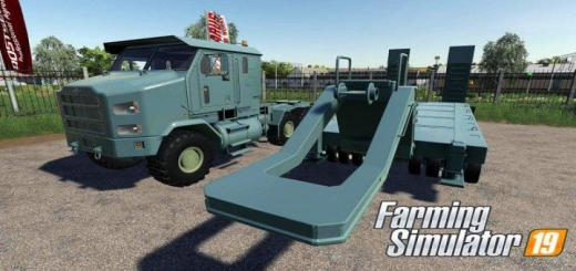 Photo of FS19 – Oshkosh Defense Het M1070A1 V1.0