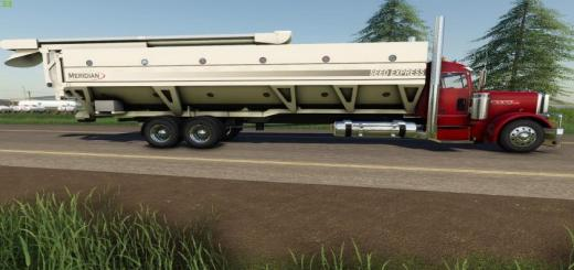 Photo of FS19 – Peterbilt Tender V1.0
