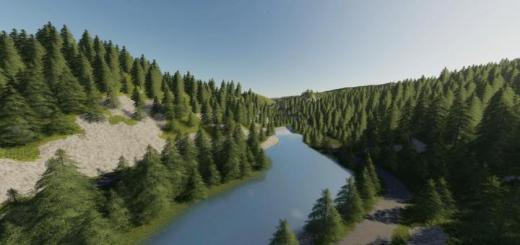 Photo of FS19 – Rogue River Orman Haritası V1.0