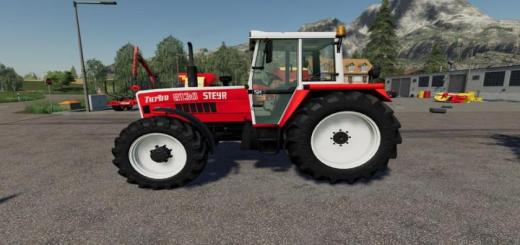 Photo of FS19 – Steyr 8130A Turbo Sk2 Basic V1.0