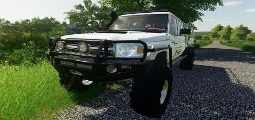 Photo of FS19 – Toyota Land Cruiser 70 V1.0