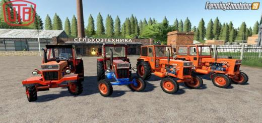 Photo of FS19 – Universal Utb Romanya Traktör Paketi V1.0