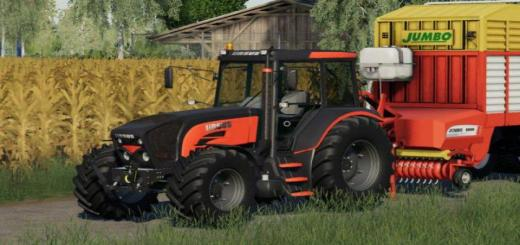 Photo of FS19 – Ursus 1674-1974 Forte V1.0
