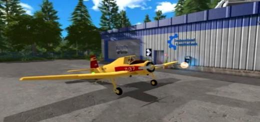 Photo of FS17 – Hummel Z-37 Flying Gübre Serpme Makinesi V1.0