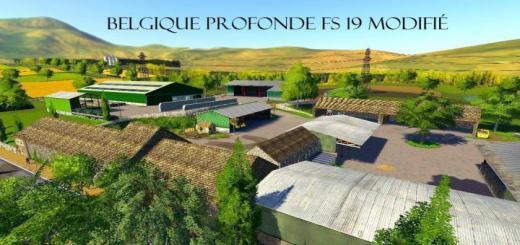 Photo of FS19 – Belgique Profonde Çiftlik Haritası V2