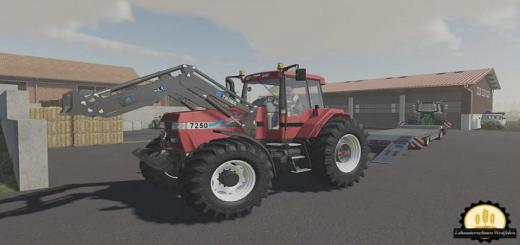 Photo of FS19 – Caseih 7200 Pro V1