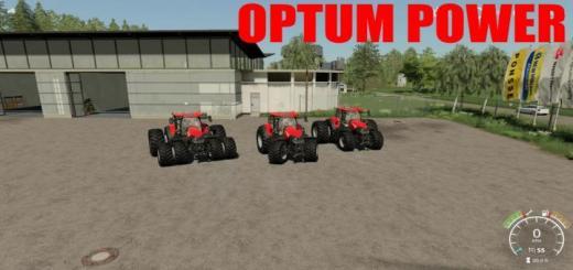 Photo of FS19 – Caseih Optum Traktör V1.0