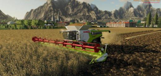Photo of FS19 – Claas Lexion 2080 Prototype V1.0