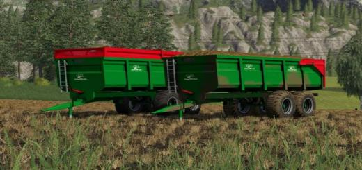 Photo of FS19 – Coutand 18T V1